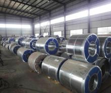High Quality Galvanized Cold Rolled Steel Coil in Stock