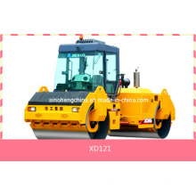 High Quality Double Drum Vibrator, Road Roller, Compaction Machinery Xd121