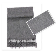 Man's Wool and Cashmere Plain solid Scarfs