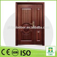 CE aprobó puerta blindada de alta calidad china hecha en China