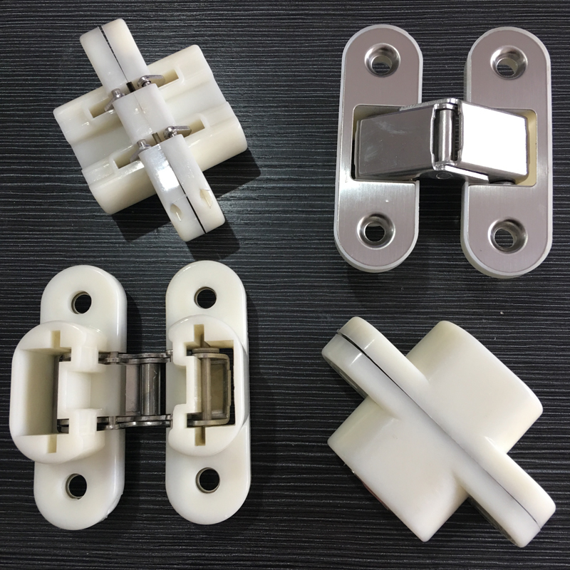 Household Accessories Ss304 Plastic Hinges