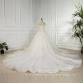 Das neue Brautkleid des Brautkleides 2018 der hohen Qualität spätestes, Hochzeitskleidentwürfe, moslemisches Hochzeitskleid-Hochzeitskleid