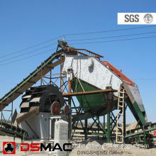 Sand Screen Machine for Sale in Russia