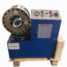 DX68 DX69 factory power hydraulic Pipe Crimping Machine 2inch 4 wires assembly Hose Pressing Machine