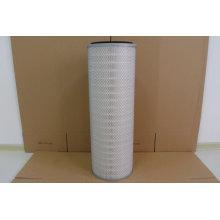Cartucho de filtro de aire de admisión de turbina de gas de alta calidad