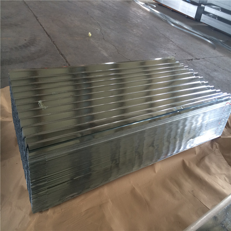 low price corrugated galvanized steel sheets for roofing