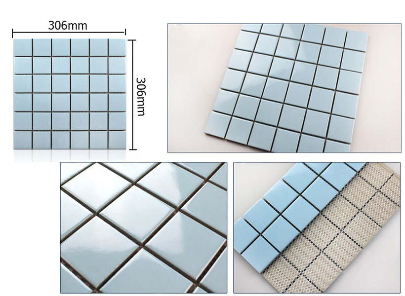 pool tile mosaics wholesale