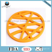 Food Grade Silicone Cup Mat Silicone Bowl Mat Sm25