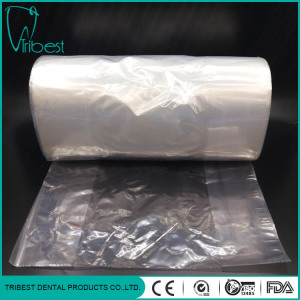 Dental Disposable Plastic Sleeves and Covers for Headrest