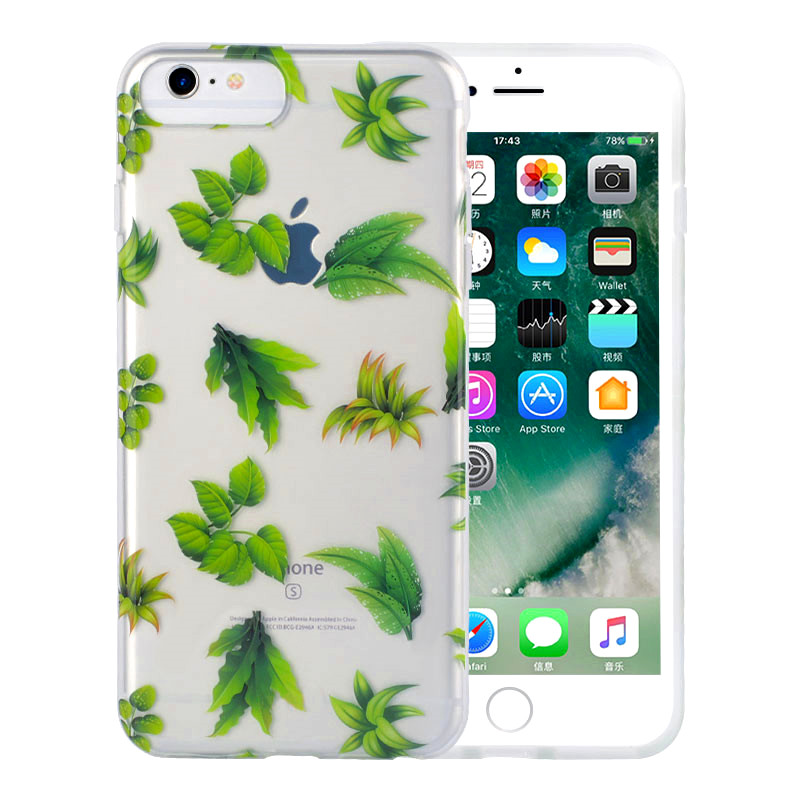 Green Tree IMD iPhone 6S Plus Case