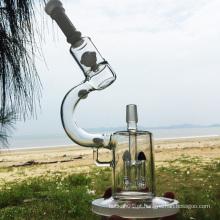Microscópio de Darwin Elegante Prazer Design Vidro Água Fumando Piepes (ES-GD-281)