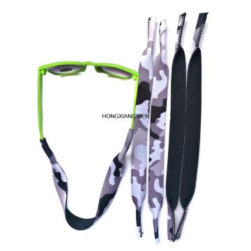 Bracelet de lunettes de soleil flottant multicolore en néoprène
