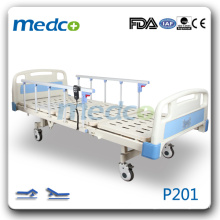 P201 Electric normal two functions hospital bed