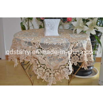 Lace Voile Table Cloth
