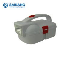 SKB5B008 Boîte de premiers soins en plastique de survie d'ABS de secours