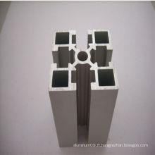 7075 profilés d'extrusion en aluminium achetez directement de l'usine de porcelaine