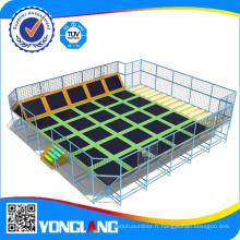Chine Fabricant professionnel installé dans le parc Trampoline intérieur