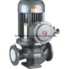 IRG-Serie Zentrifugal-Inline-Wasserpumpe