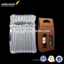 Bolsa de columna de aire barrera de alta seguridad para vino y bulbo y productos eléctricos fabricados en China