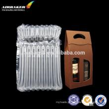 Segurança alta barreira coluna airbag para vinho & bulbo & elétricos produtos made in China