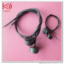Longue portée 20mm 1MHz Tr ISO Débitmètre RoHS Capteur à ultrasons