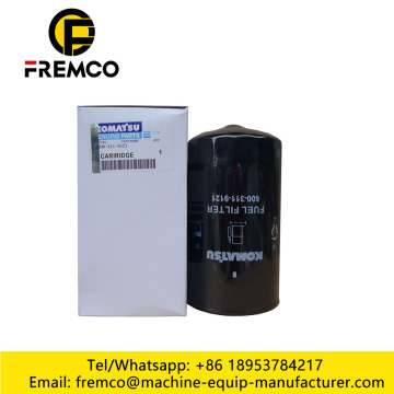 Bulldozer Hydraulic Filter for Excavating Machines Filter