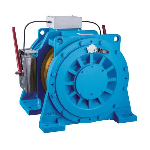 Gearless Traction Machine-WTYF328 (High Speed)
