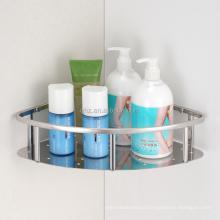 Popular New Design and metal storage shelf for corner shower caddy 6602