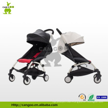 Small Dimension Multi-function Baby Stroller Wagon For Kids With 4 Wheel