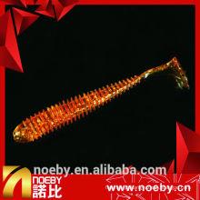 NOEBY isqueiro de 12 cm de dupla cor macia de minnow