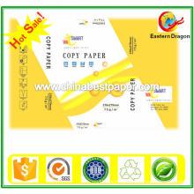 Papier de copie de marque Bravo de 75 g / papier pour imprimante A4