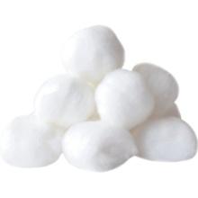 Bola de algodão absorvente medicinal de boa qualidade