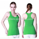 custom women sport top tank customised ladies vest top women's crop top