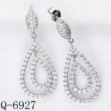Latest Styles Earrings 925 Silver Jewelry (Q-6927)