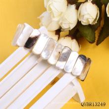 Bracelet de perles de coquille normale faire Shell Bracelet