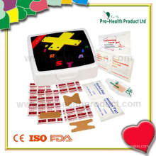Small Plastic First Aid Box (PH023)