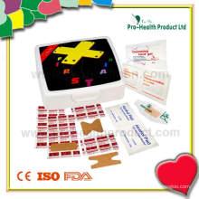 Маленькая пластиковая коробка первой помощи (PH023)