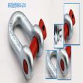 U. S geschmiedete Farbe Schraube Pin Bow / Dee Schäkel