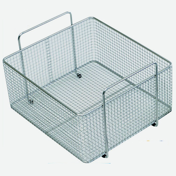 welded wire mesh basket