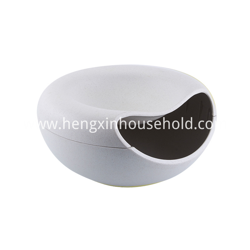 Plastic Bowl Storage