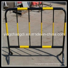 Safety Fence Temporary Metal Road Traffic Crowd Control Barrier
