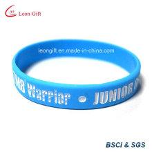 Bracelet impression sérigraphique promotionnel pour cadeau