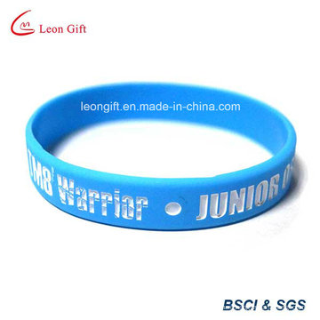 Promotional Silk Screen Print Bracelet for Gift