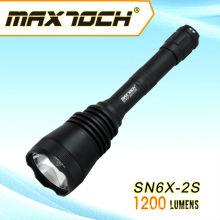 Maxtoch SN6X-2S Melhorado SN6X-2 Caça Ponto Brilhante Feixe Recarregável Lanterna Brilho