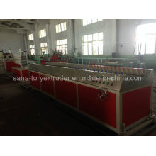 China PVC Production Line for Plastic Window and Door Profile
