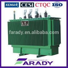 3-фазный трансформатор 100 кВА масляный трансформатор заземления