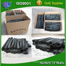 carvão vegetal de bambu sem fumaça do assado para o assado