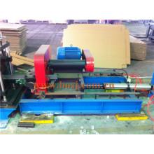 Soporte de energía solar Bendrado en frío Z rollo de rollo de lengüeta que forma la máquina de fabricación Malayisa
