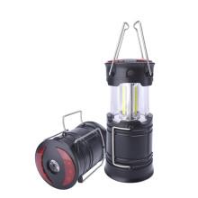 La nouvelle lanterne portative extérieure de camping menée par ouragan