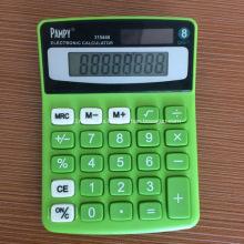 Presupuesto calculadoras escritorio plástico - 8 dígitos